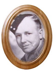 Pte. J.W. Perry