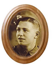 Pte. Reginald Arthur Crook